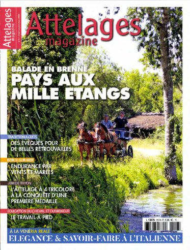 Attelages Magazines Offre Spécial  N° 117