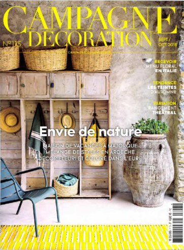 Campagne Décoration N° 113