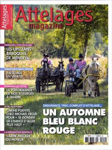Attelages Magazines Offre Spécial  N° 119