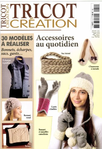 Tricot Création N° 19