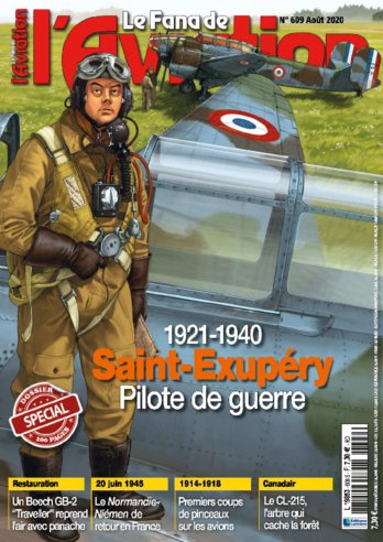 Le Fana de l'Aviation N° 609
