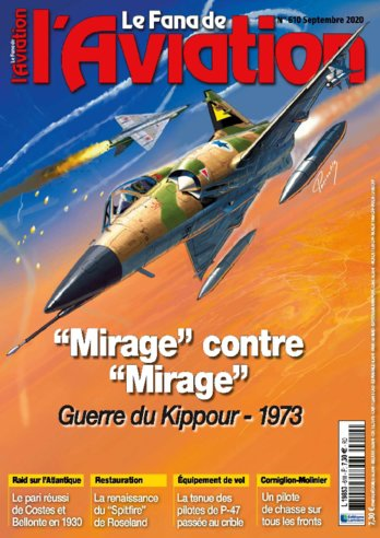 Le Fana de l'Aviation N° 610