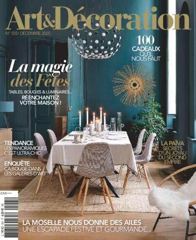 Art & Décoration  N° 555