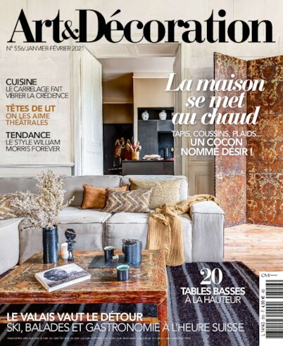 Art & Décoration  N° 556