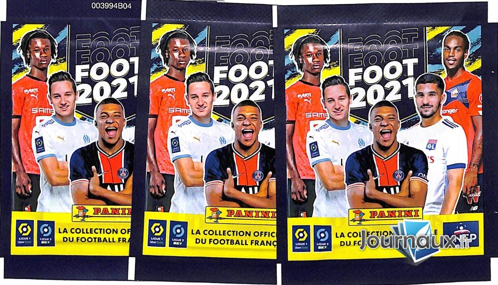 Www Journaux Fr Ligue 1 2 2021 Panini Album Sticker