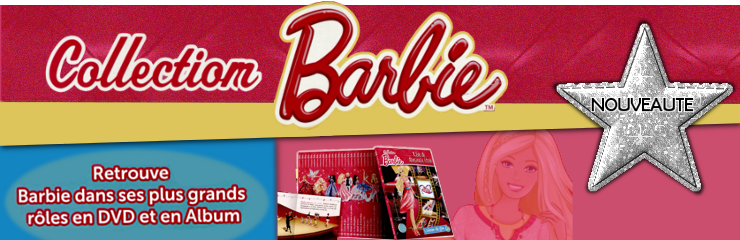 Nouvelle collection - Barbie