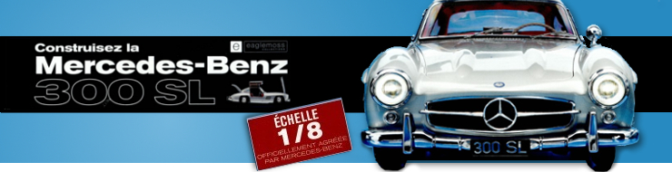 Nouvelle collection Mercedes-Benz