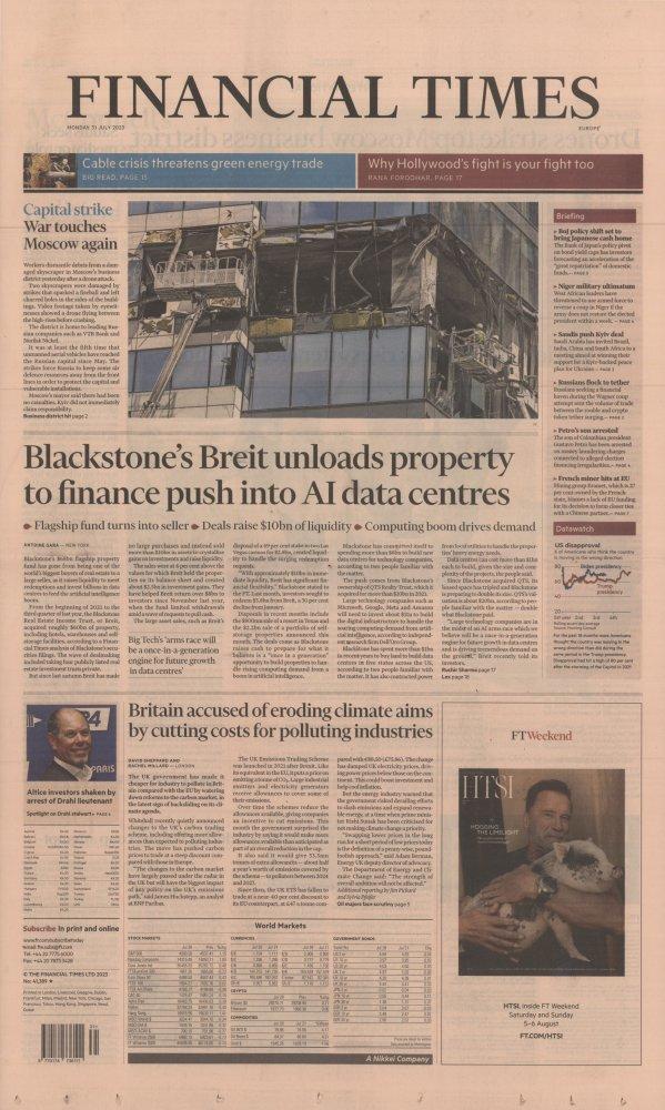 Financial Times Week-end