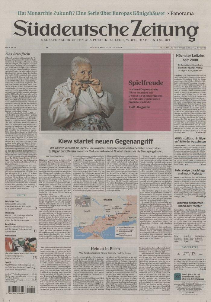 Süddeutsche Zeitung Ven