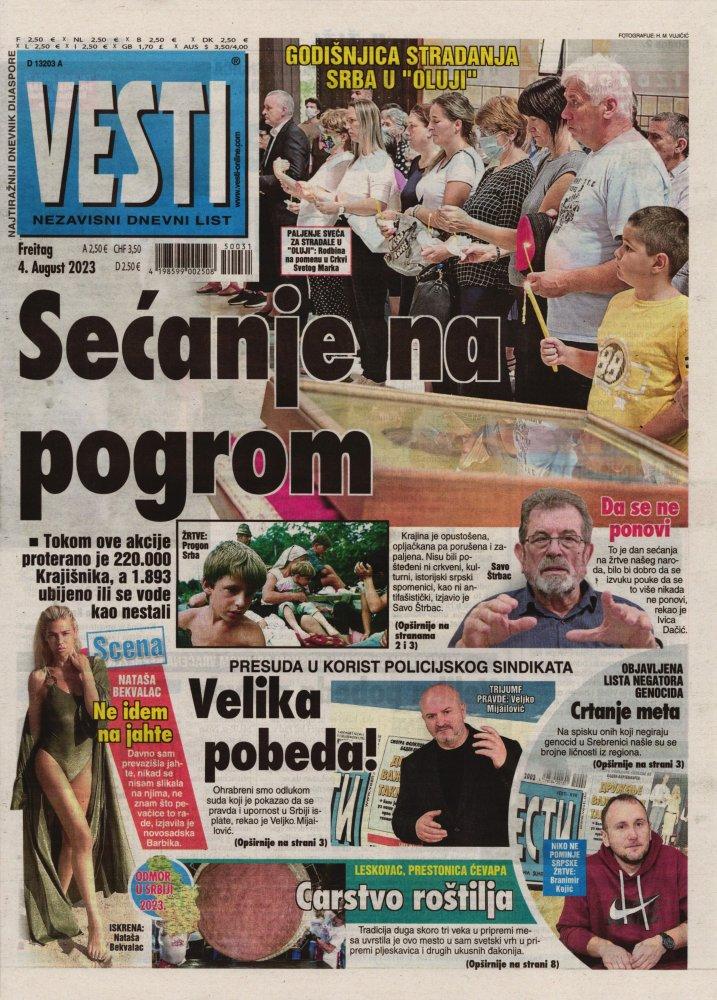 Vesti latin