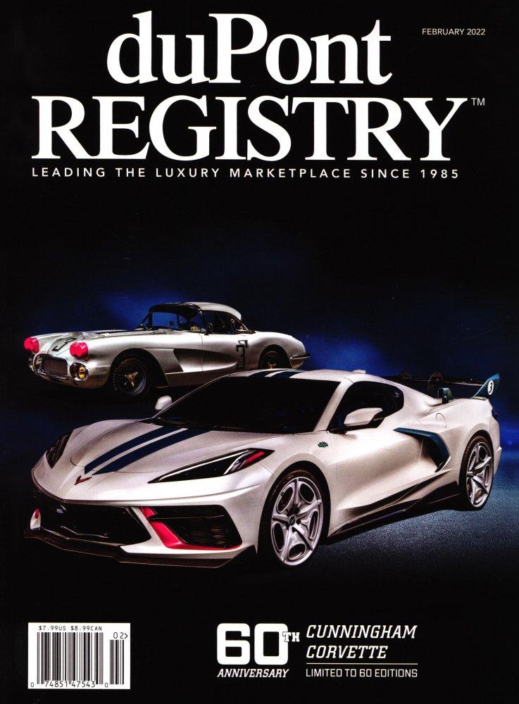 du Pont Registry USA