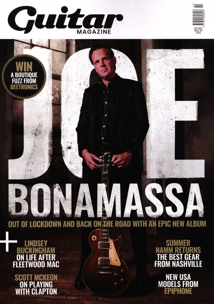 Guitar & Bass Magazine UK