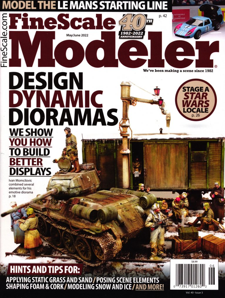 Finescale Modeler Magazine, September 2017 Issue