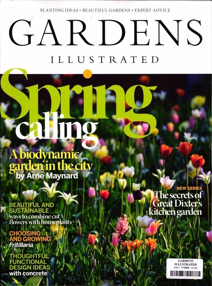 BBC Gardens Illustrated GB