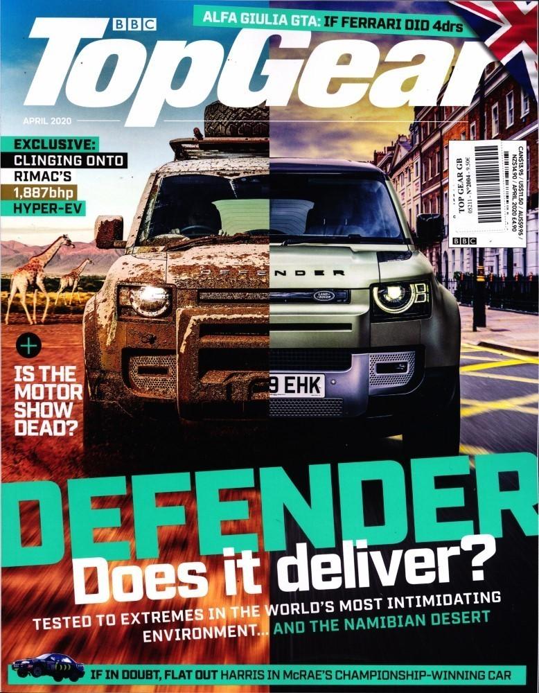 BBC Top Gear (Grande-Bretagne)