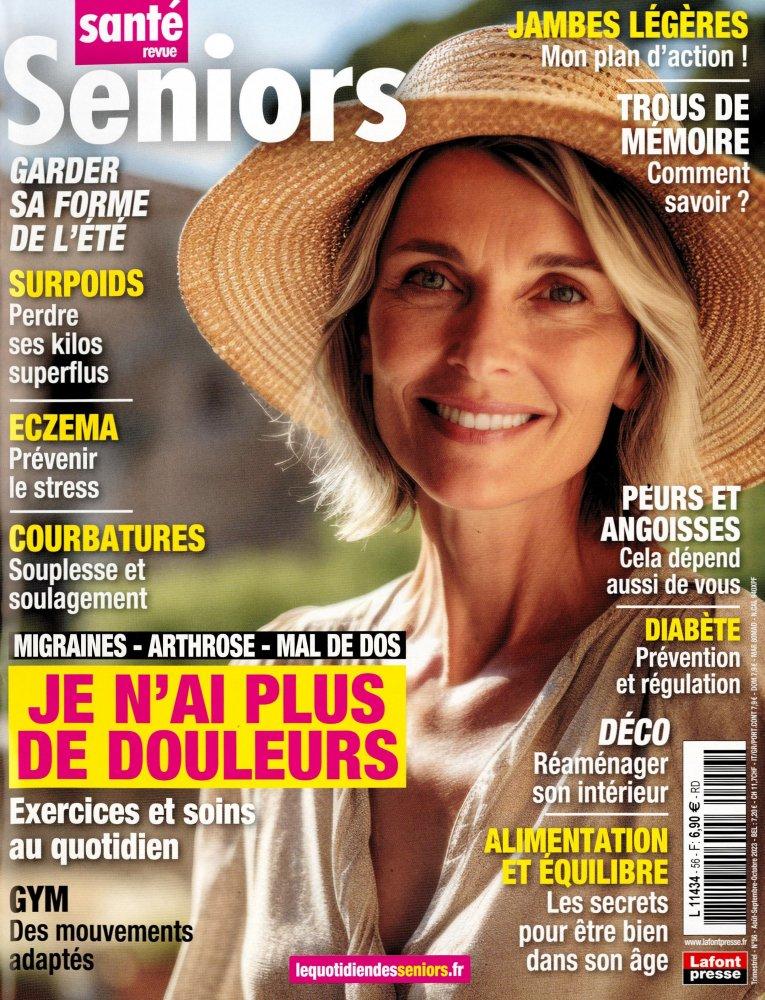 Sante Revue Seniors N°12 - Juillet - Aout - Septembre 2012   [PDF l DF]