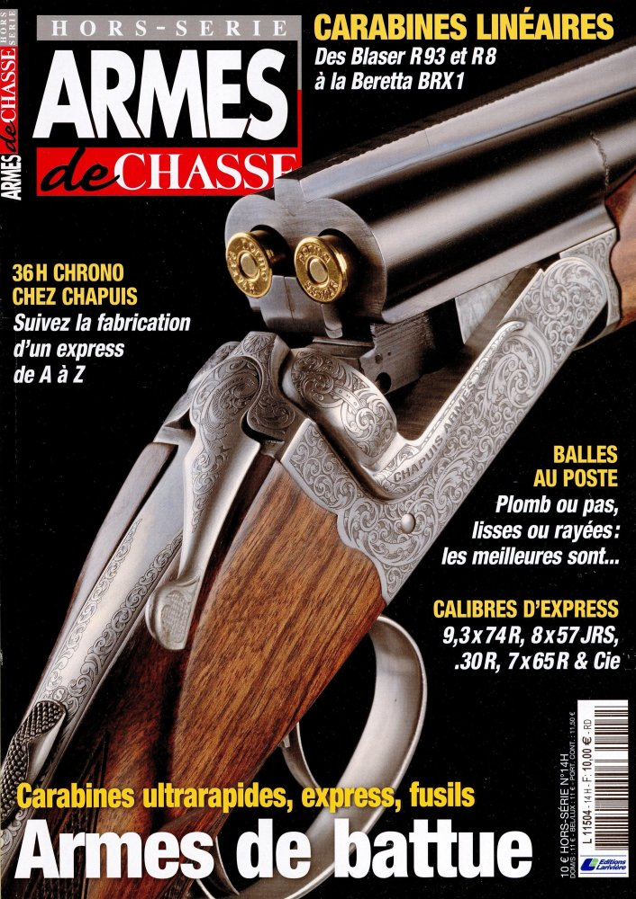 Armes de Chasse Hors-Série
