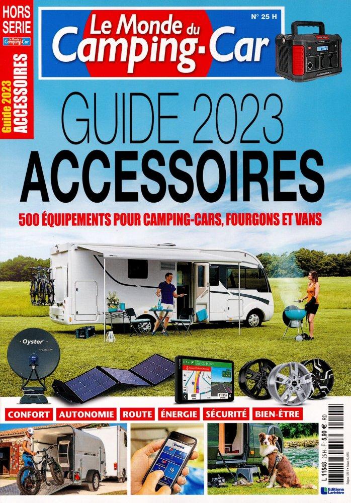 Le Monde du Camping-Car Hors-Série Accessoires