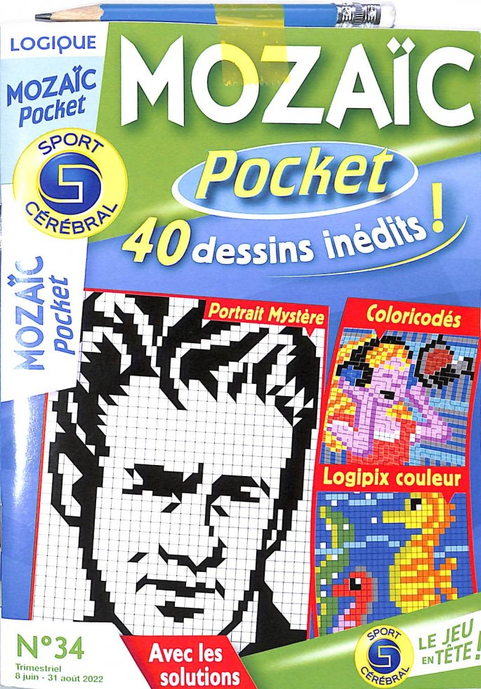 SC Mozaïc Pocket