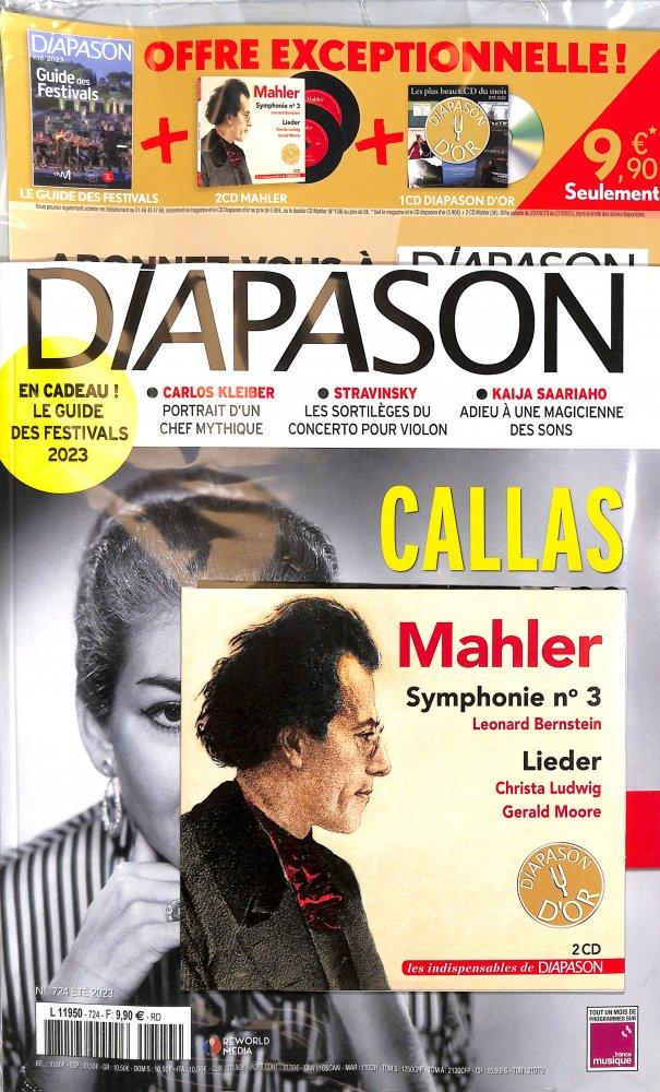 Diapason + 2 CD
