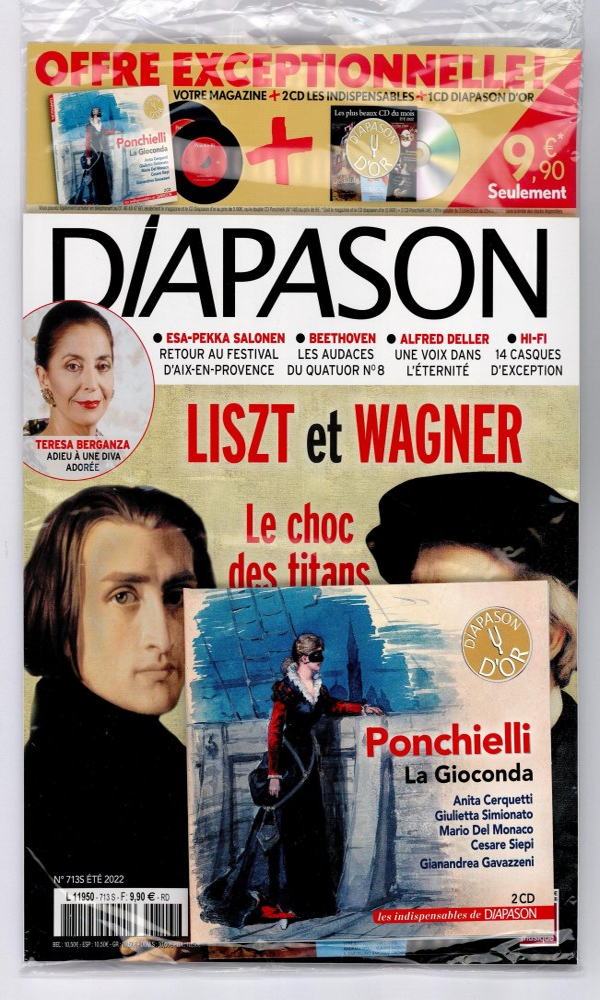 Diapason   Musique à Versailles L1950S