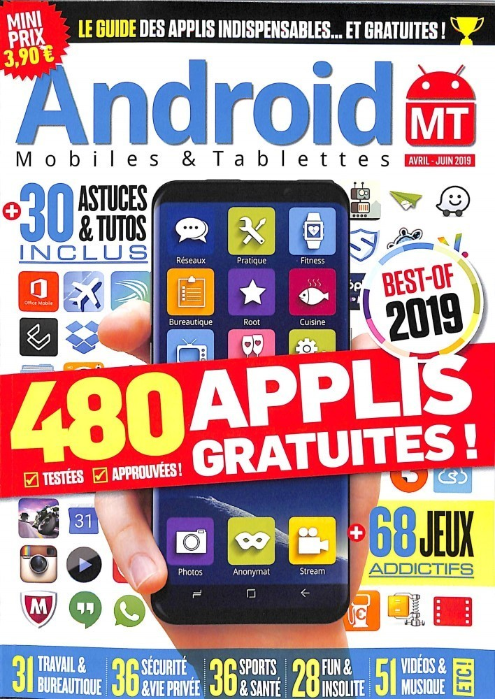 Androïd Mobiles & Tablettes