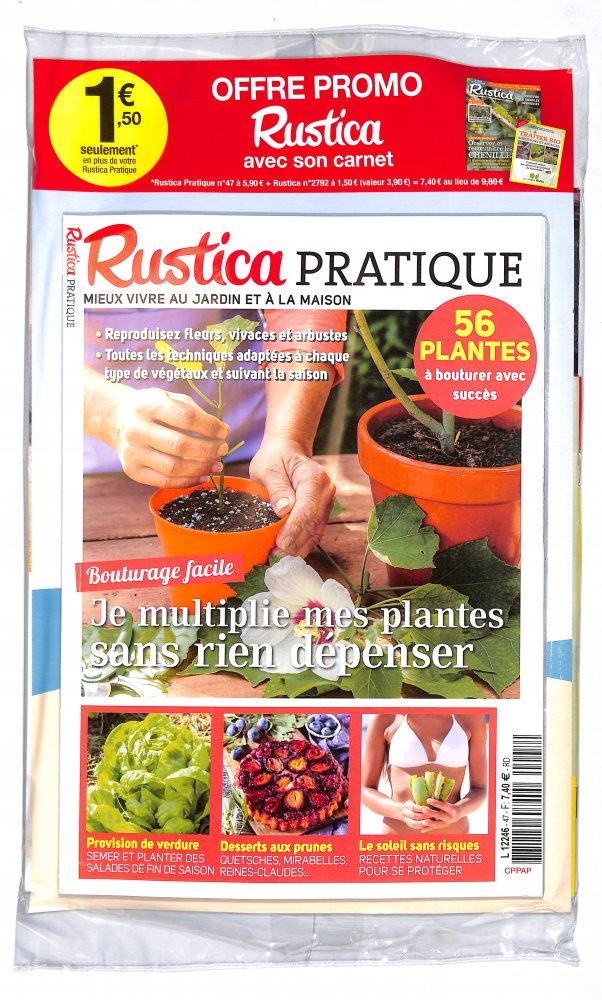 Rustica Pratique + Rustica