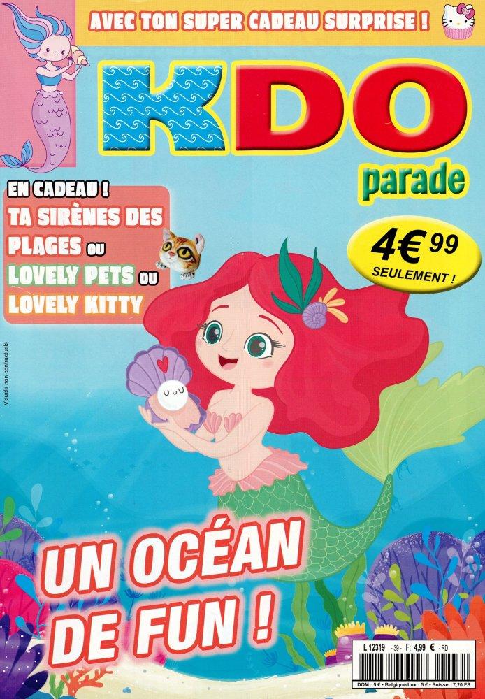 Manga Kids Parade