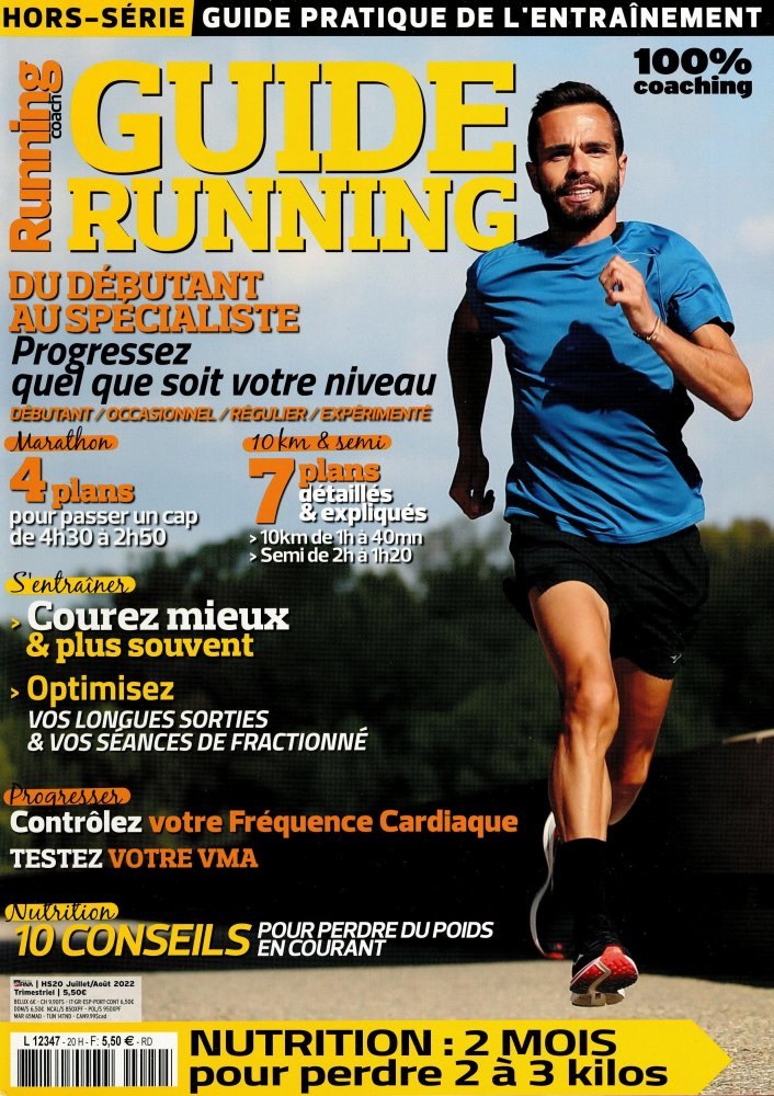 Running Coach Hors-Série