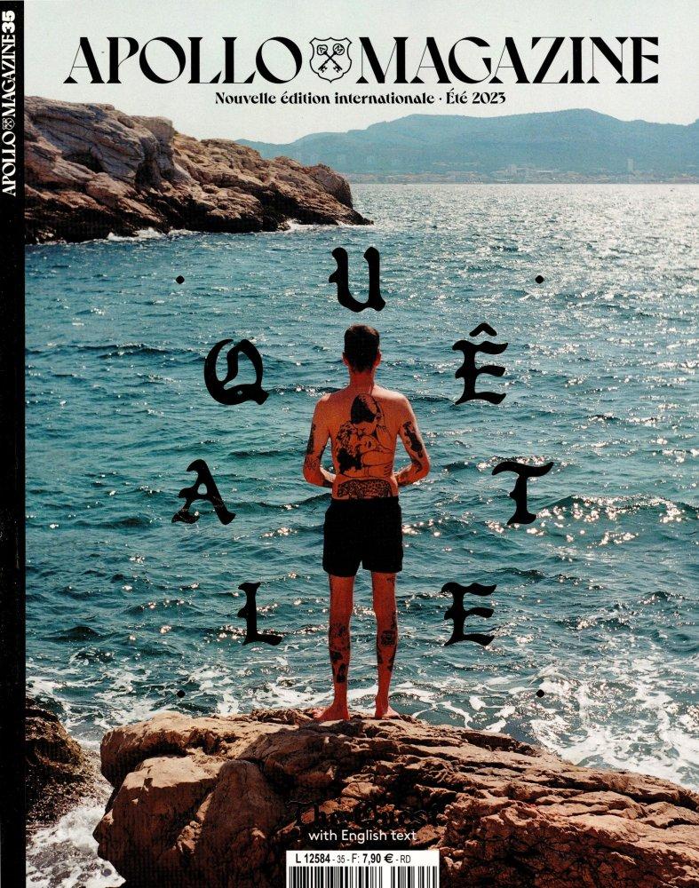 www.journaux.fr - Apollo Magazine