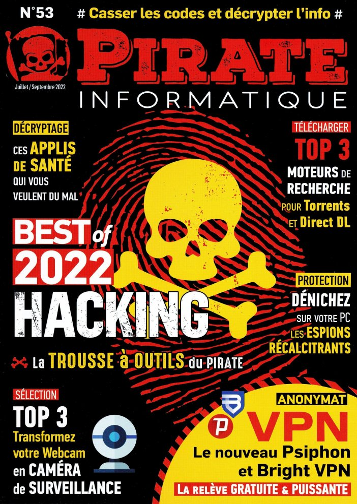 Pirate Informatique N°13