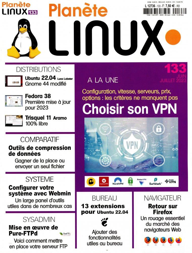 Planète Linux