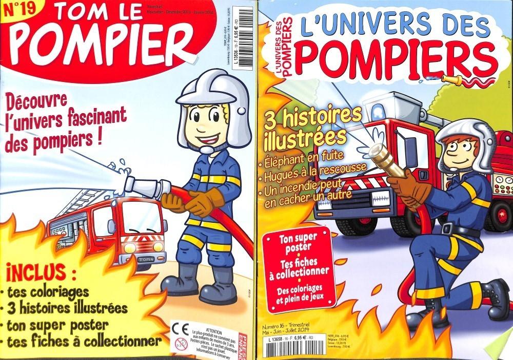 L'Univers des Pompiers