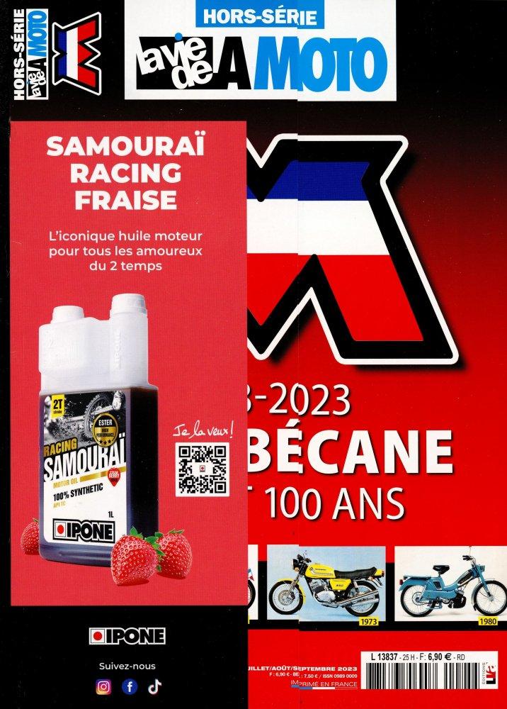 La vie de la moto Hors-Série
