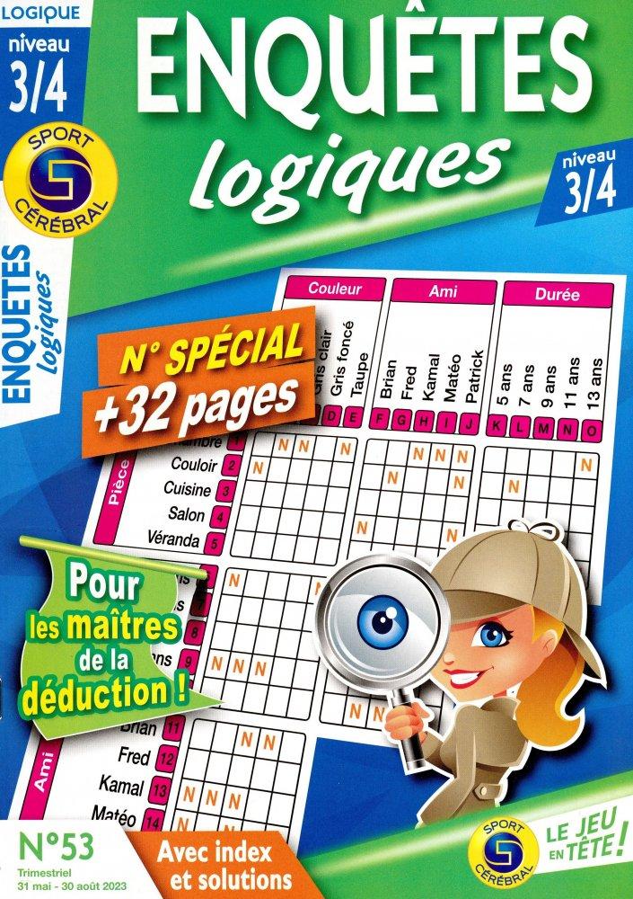 SC Logigram Master 3/4