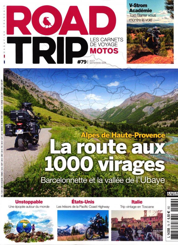 Road Trip Magazine