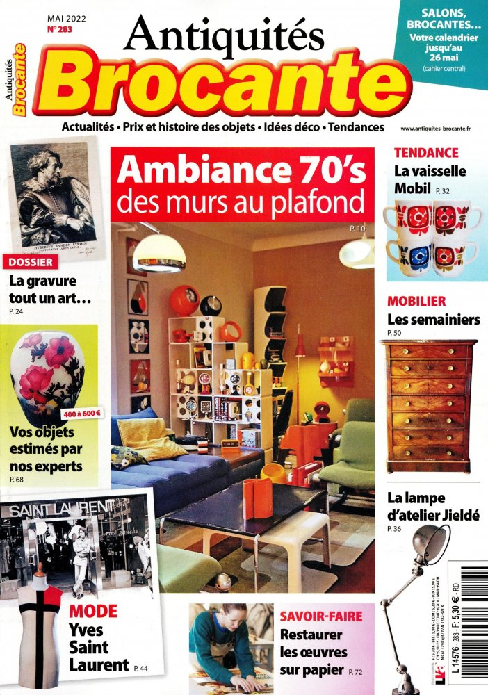 Antiquit s brocante - Journal des brocantes ...