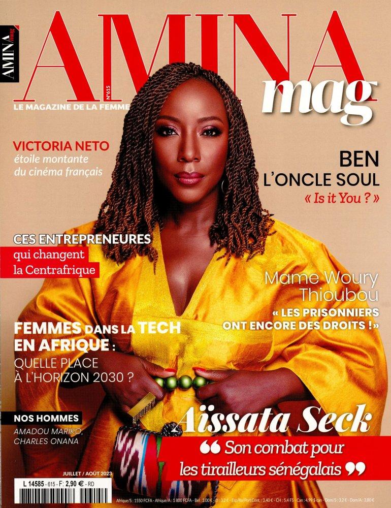 Amina for Eminza magasin