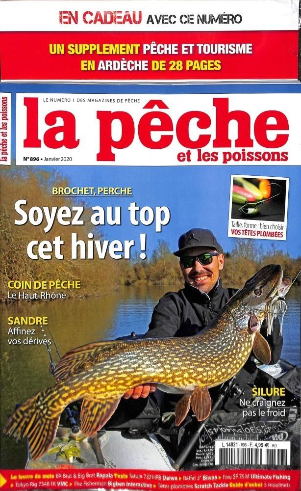 La Pêche et les Poissons  + Magazine Carnassier