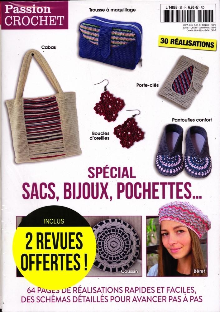 Passion Crochet + Livre