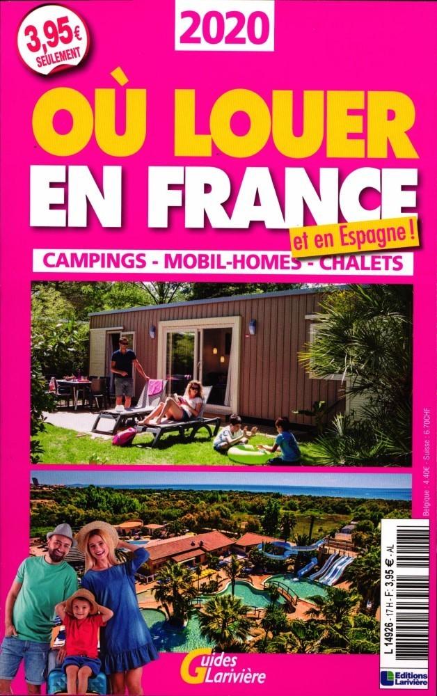 Où louer en France