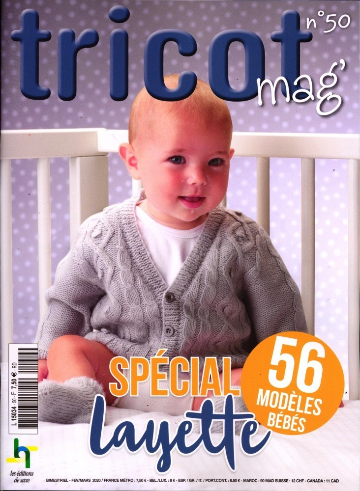 Tricot mag'