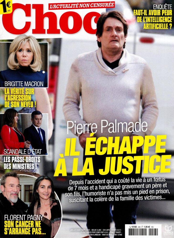 Choc N°171 du 26 juillet 2013