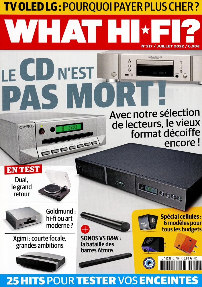What HI-FI ?  Son & Home Cinéma