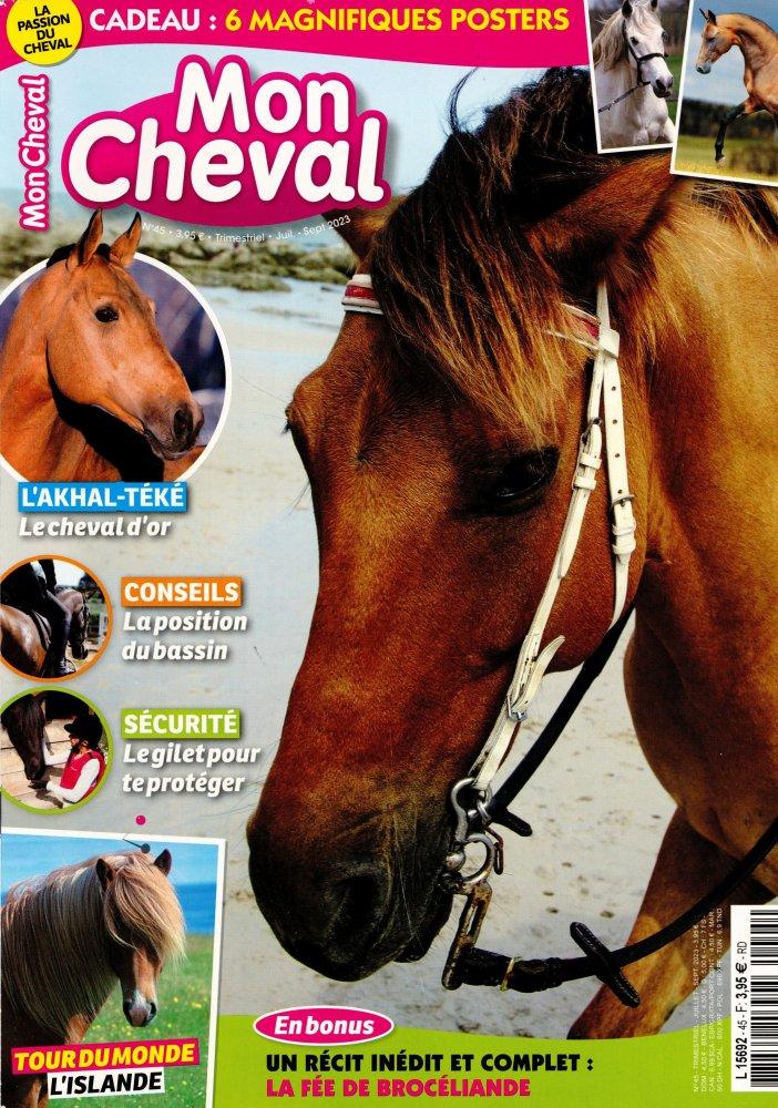Mon cheval (revue) | Maurer, Benoît. Directeur de publication
