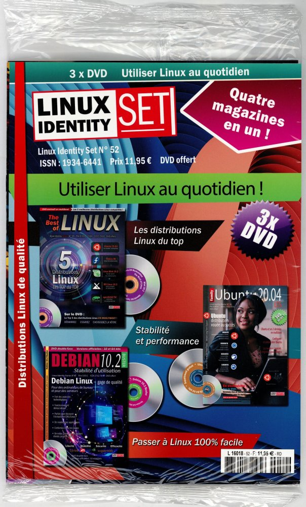 Linux Identity Set