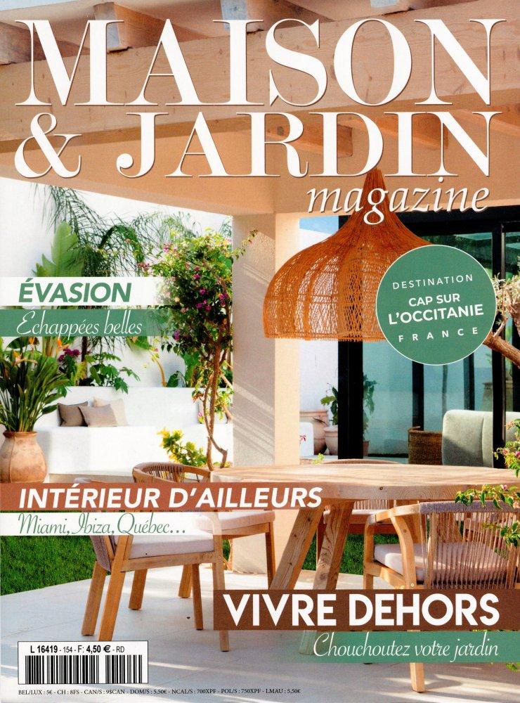maison jardin magazine