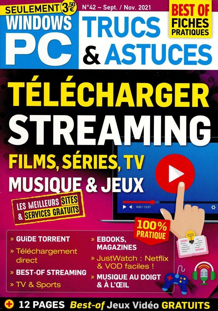 Windows PC Trucs & Astuces 7 - Aout à Octobre 2012 [PDF l DF]