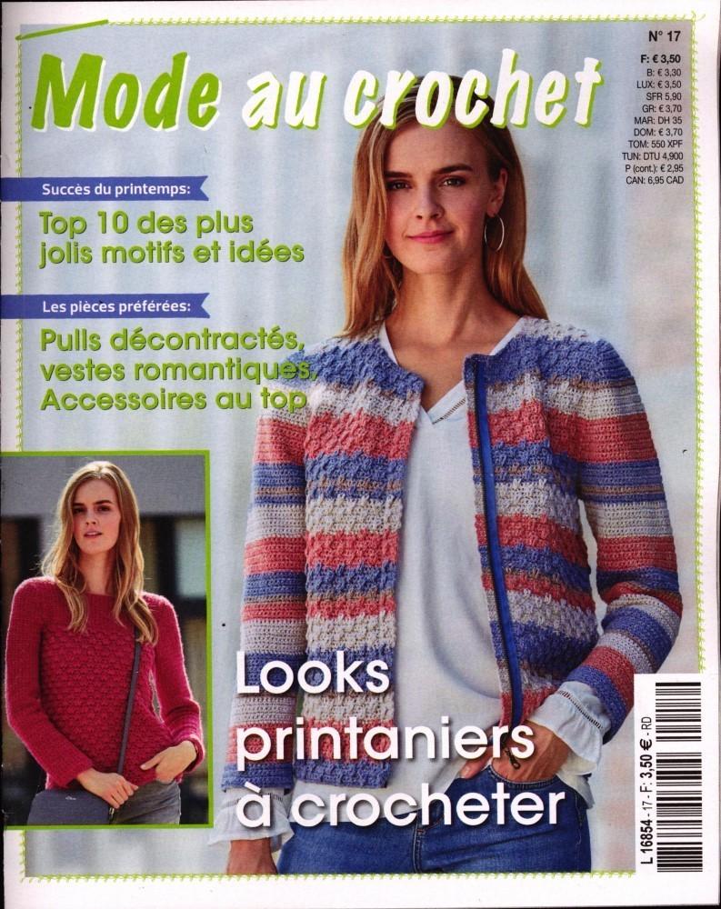 Mode au Crochet
