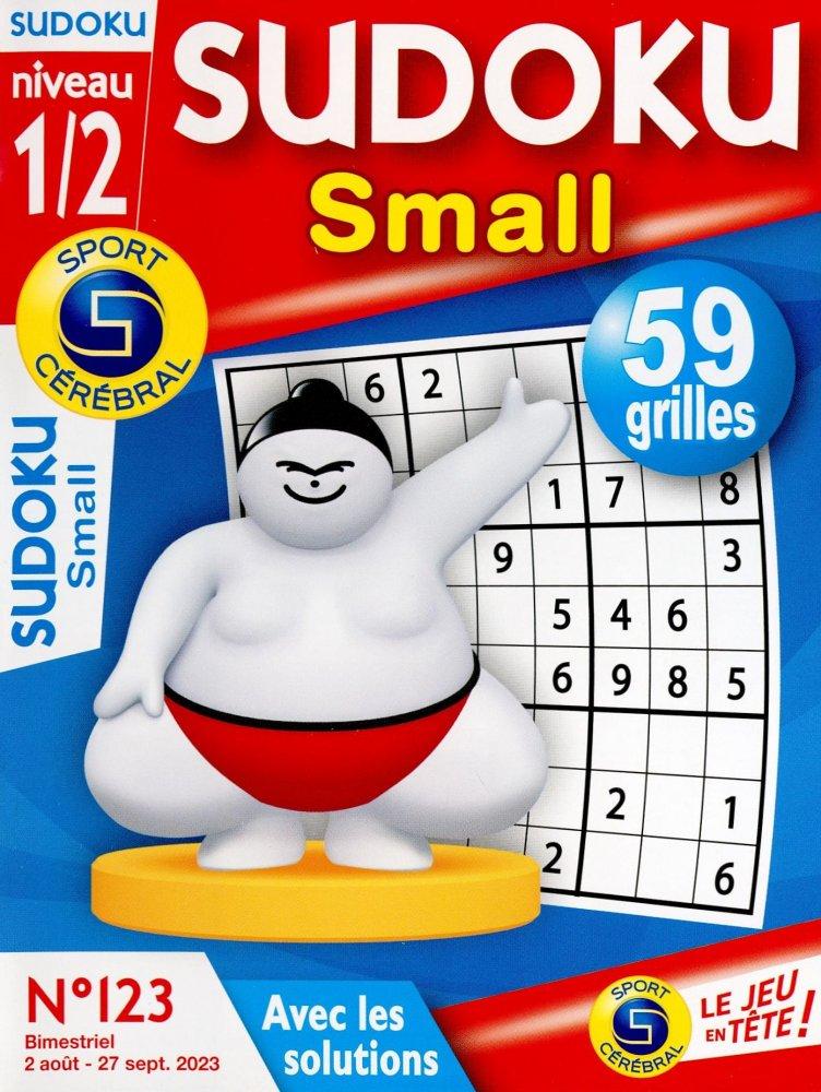 Sc Sudoku Small Niv 1/2